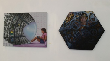 Ricardo Morales Nature vs. Nurture at Red Pipe Gallery, Chinatown Los Angeles, California