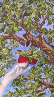 Michael Ochinero Nature vs. Nurture at Red Pipe Gallery, Chinatown Los Angeles, California