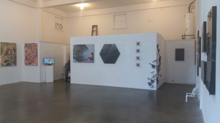 Nature vs. Nurture at Red Pipe Gallery, Chinatown Los Angeles, California