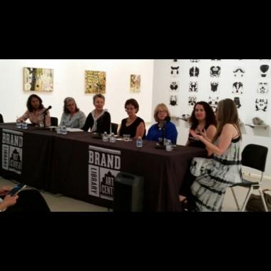 Artist talk with Shana Nys Dambrot