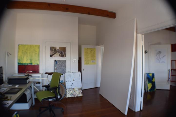 The studio of Peter Scherrer