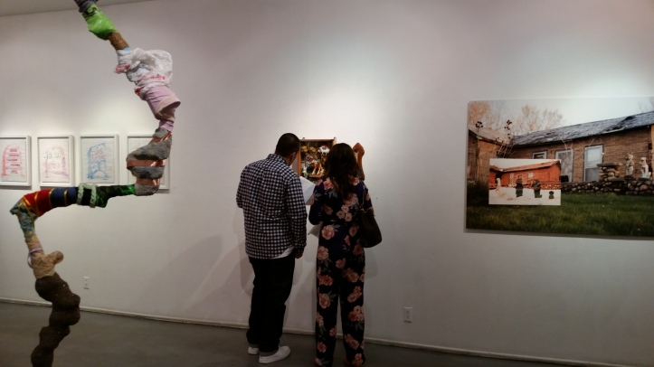 "Los Angeles Art Association ""The Foolish Game"" Juried by Kurt Mueller, Director of David Kordansky Gallery"