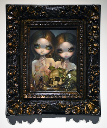 Jasmine Becket-Griffith (photo by: Kristine Schomaker)