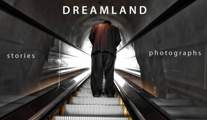 Ed Valfre's Dreamland at Aeterna Gallery
