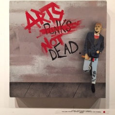 ART'S NOT DEAD, Hero ©2016 Cratedigger, Gabba Gallery, Photo credit_ JulieFaith, All rights reserved.