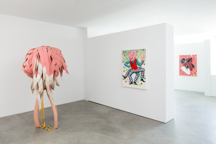 Phantom Limb at Shumalit Nazarian Los Angeles (Photo courtesy Shulamit Nazarian Los Angeles)