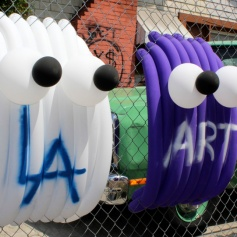 LA ART, Balloonski ©2016 Hidden Hi Fi, Gabba Gallery, Photo credit- JulieFaith, All rights reserved