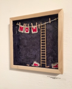 No W, Elena Jacobson ©2016 Cratedigger, Gabba Gallery, Photo credit_ JulieFaith, All rights reserved.