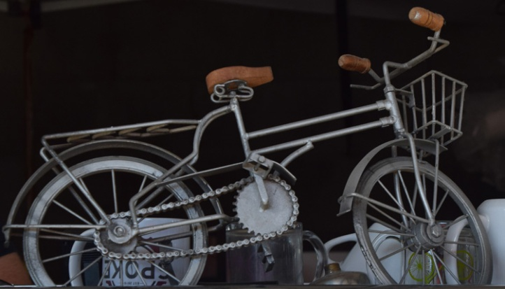 Spoke Bicycle Café  (photo credit Kristine Schomaker)
