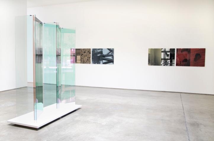Veronika Kellndorfer, Tropical Modernism: Lina Bo Bardi, installation view, Christopher Grimes Gallery, 2016 (Photos courtesy Christopher Grimes Gallery)