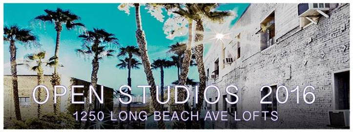 DTLA Long Beach Ave. Lofts Open Studios September 25th