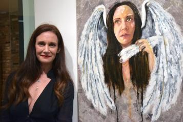 Lydia Emily at Garboushian Gallery