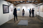 Keystone Art Space Open Studios Group Show, Photo Credit Kristine Schomaker