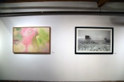 Joelle Cooperrider, Keystone Art Space Open Studios Group Show, Photo Credit Kristine Schomaker
