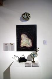 Verity Freeborn, Keystone Art Space Open Studios Group Show, Photo Credit Kristine Schomaker