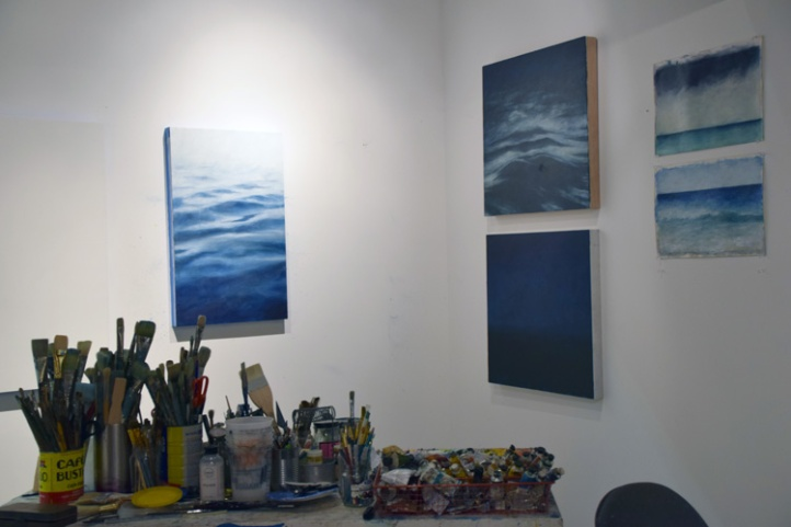 Krista Machovina, Keystone Art Space, Photo Credit Kristine Schomaker