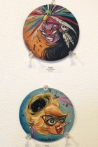 Candy - ©2016 The Coaster Show, LLDJ Gallery, Photo credit- JulieFaith, All rights reserved