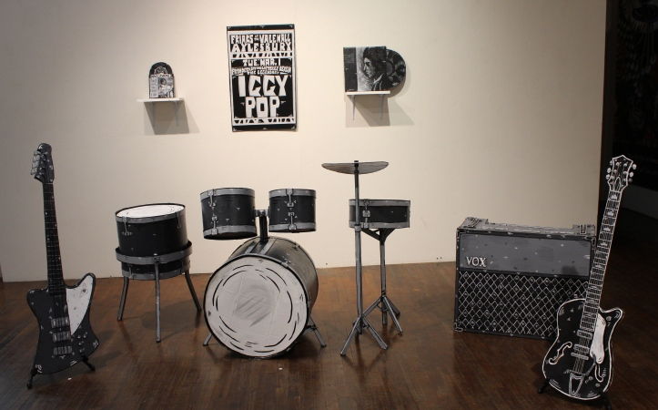 Dosshaus, Post Waste at Southbay Contemporary, (Photo credit Tracey Weiss)