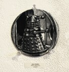 Jesse Guiher, Dalek n Black Velvet ©2016 The Coaster Show, LLDJ Gallery, Photo credit- JulieFaith, All rights reserved