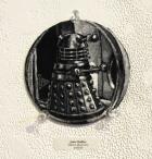 Jesse Guiher, Dalek n Black Velvet ©2016 The Coaster Show, LLDJ Gallery, Photo credit- JulieFaith, All rights reserved