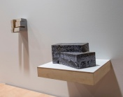 Stanton Hunter & Michael O'Malley: Intimate Corners, Interrupted Surfaces. Photo courtesy Norco College Art Gallery