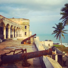 Slave Castle, Photo courtesy of April Bey