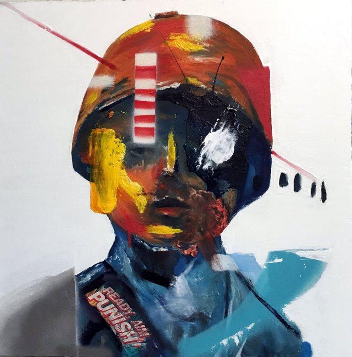 Two Heads on Fire: Charles Swenson & Wyatt Mills at Coagula Curatorial