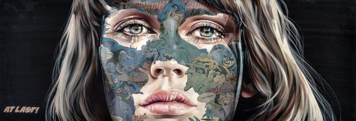 Sandra Chevrier & Sean Mahan at Thinkspace Gallery opening October 15th 6-9pm