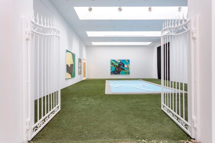 Installation view - Image courtesy of the artist and Blum & Poe, Los Angeles/New York/Tokyo