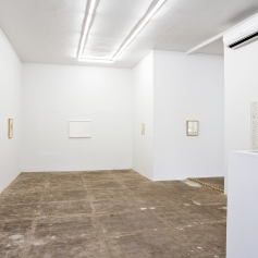 Installation view. CES Gallery. Fog A Mirror. Courtesy CES Gallery.