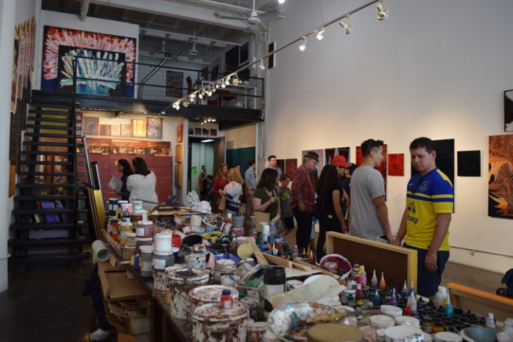 Brewery Artwalk October 22nd and 23rd 11-6pm