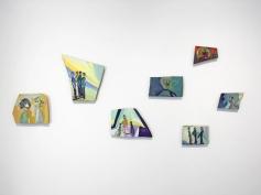 Edith Beaucage - Sequencer-Spectrum-Reverb Install- Photos courtesy of Luis De Jesus Gallery