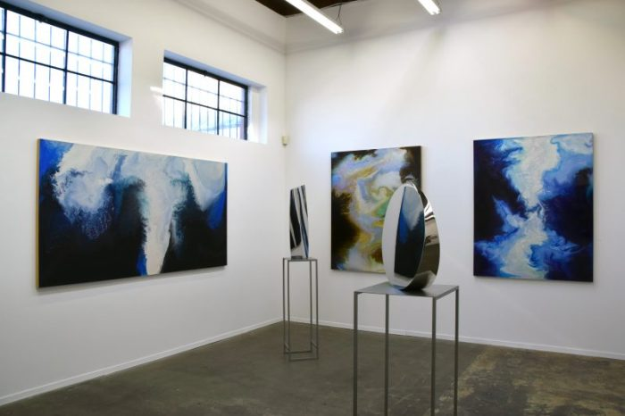 Properties of Light: Suzan Woodruff & Brad Howe George Billis Gallery