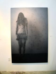 Janine Brown. Santa Monica Art Studios. ©2016. Photo credit Kristine Schomaker, All rights reserved