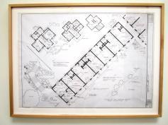 Artwork by Mark Bennett Titled 'Norman Bates Home' Photo Credit: Patrick Quinn