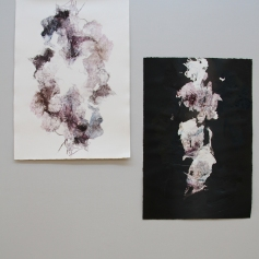 Kim Kei, I See Who You Are, on view at La Sierra University. Photo courtesy of the artist