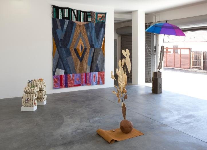 Kyla Hanson. Five Car Garage. Photo Courtesy of the Gallery