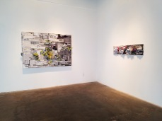 Tm Gratkowski. Installation view. Walter Maciel Gallery. Photo credit Kristine Schomaker
