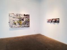 Tm Gratkowski. Installation view. Walter Maciel Gallery. Photo credit Kristine Schomaker