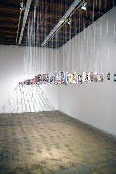 Tm Gratkowski. 101 Bad Words. Walter Maciel Gallery. Photo credit Kristine Schomaker