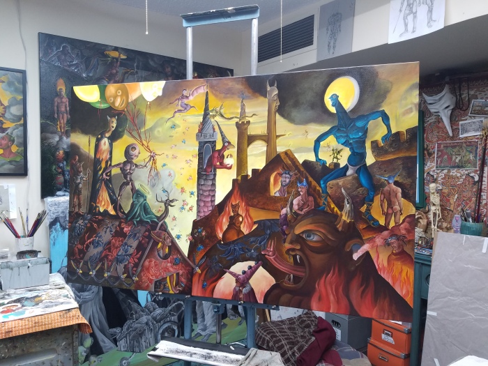 Leonard Greco | Open Studio- Arroyo Arts Collective Art Tour Sunday November 20th 930-5pm