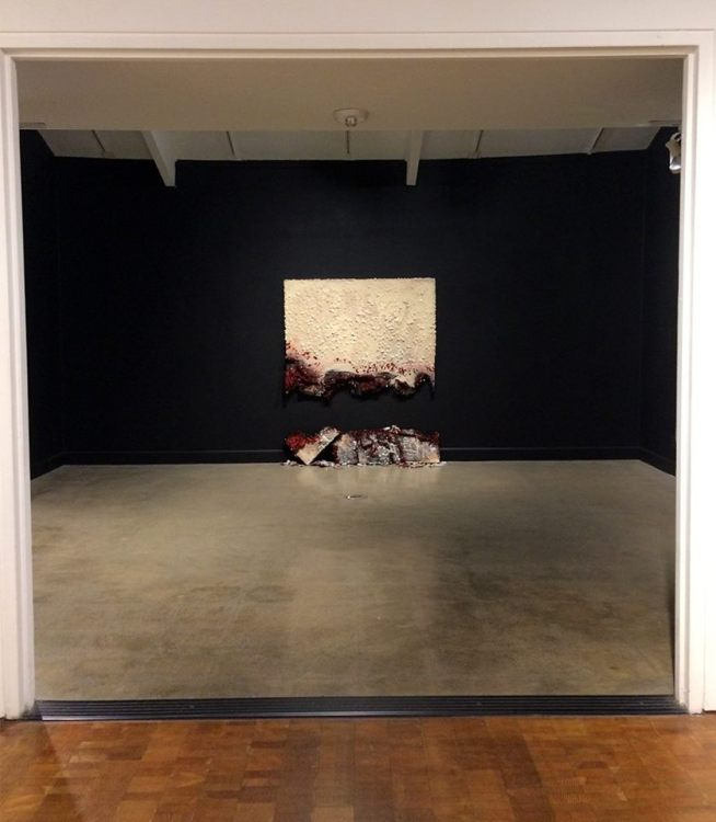 New Dimension at Irvine Fine Arts Center Through January 21st. Photo Credit Valerie Wilcox