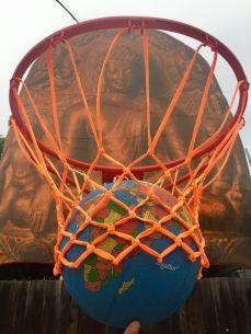 Buddha Basket. Doug Edge: Dear Mr. Edge. C. Nichols Project. Photo Courtesy C Nichols Project