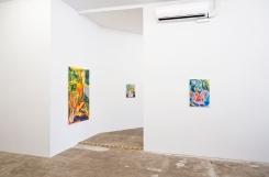 "Maja Ružnić ""Wailing Sisters Installation. CES Gallery. Photo Courtesy CES Gallery"