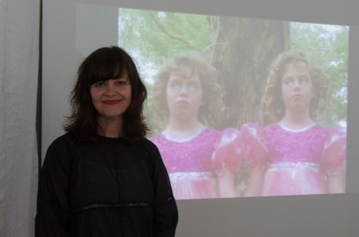 Donna Mcrae. Durden and Ray: Slippery Stories. Photo courtesy Genie Davis