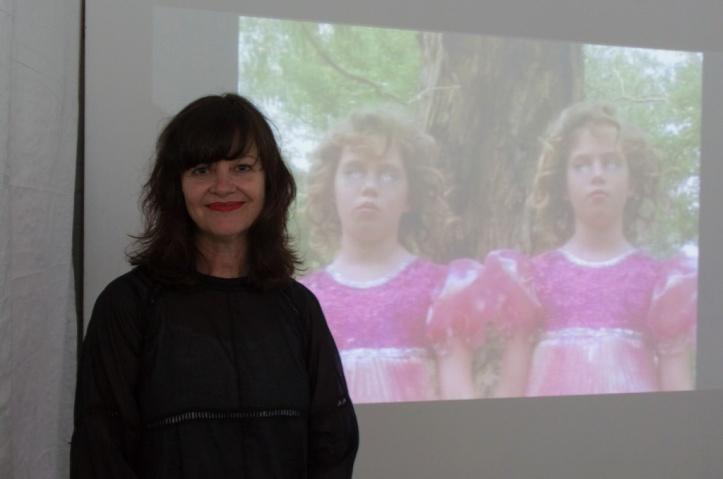 Donna Mcrae. Durden and Ray: Slippery Stories. Photo courtesy Genie Davis