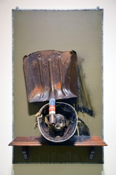 Edward and Nancy Reddin Kienholz - Photo by Kristine Schomaker at L.A. Louver Gallery.