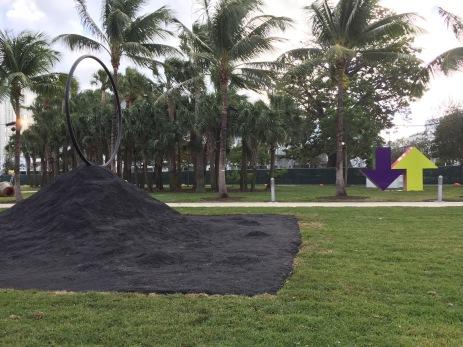 Art Week Miami 2016. Day 1. Photo Credit Joshua Levine, Copyright1972
