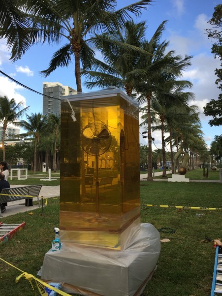 Art Week Miami 2016. Day 1. Photo Credit Joshua Levine, Copyright1972