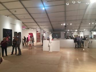 Art Week Miami 2016. Day 2. Photo Credit Joshua Levine, Copyright1972